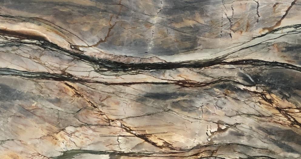 Кварцит Микеланжело / Michelangelo фото